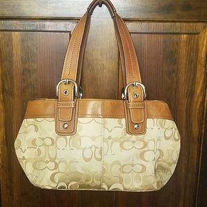 Authentic Coach Handbag F14492